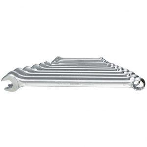 7 XL-012, set okasto-viljuškastih ključeva, estra dugačke