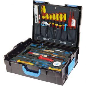 1100-02  GEDORE-SORTIMO L-BOXX 136 sa asortimanom alata za električare
