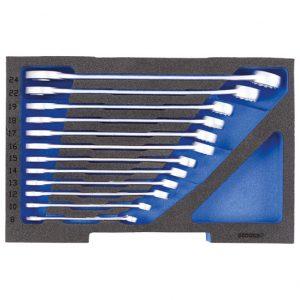1100 CT1-7  Set okasto vilastih ključeva u L-BOXX kutiji