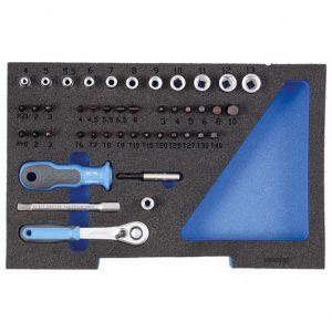 """1100 CT1-20  Set nasadnih ključeva na 1/4"""" u L-BOXX kutiji"""