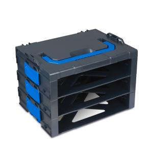 i-BOXX  G  postolje sa tri pregrade
