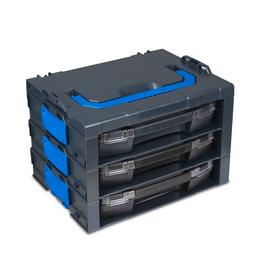 i-BOXX G postolje sa 3 pregrade + i-BOXX 72 G