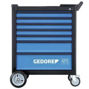 GTT B7 Kolica za alat sa 7 fioka